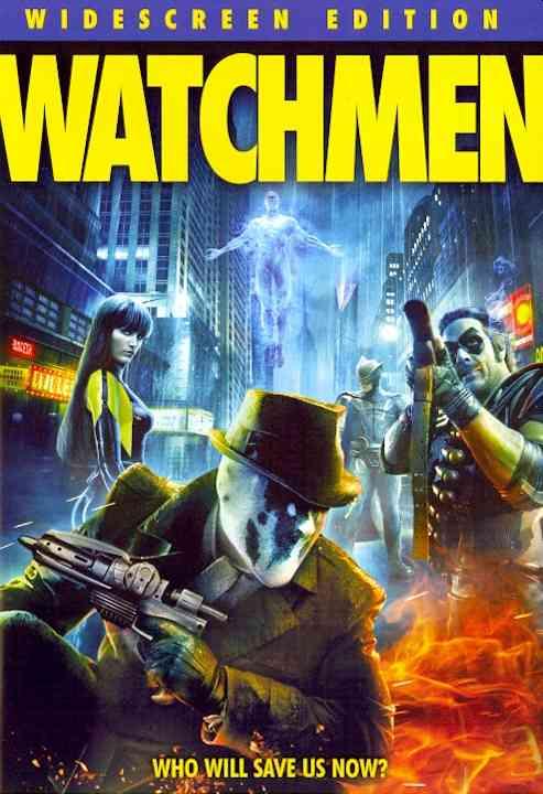 WATCHMEN BY HALEY,JACKIE EARLE (DVD)